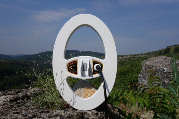 15x10 mono boomerang coil
